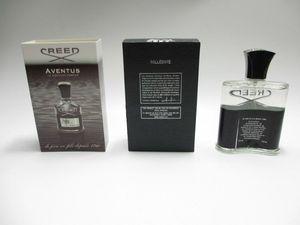 Whosale !!! Novo Creed aventus perfume para homens colónia 120 ml com longa duração de tempo bom cheiro alta fragrância capatividade shipoing livre