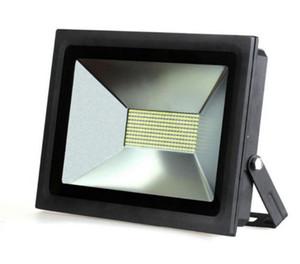 슈퍼 밝은 LED FloodLight 100W 60W 30W 15W 반사판 led 홍수 빛 스포트 라이트 110V 220V 방수 야외 벽 램프 정원 MYY