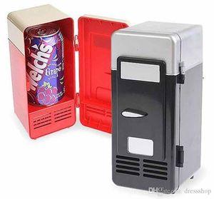 USB 냉장고 급속 냉각 여름 필수 / 복식 미니 냉장고 / 마이크로 미니 냉장고 / 소형 가전 제품의 웰빙