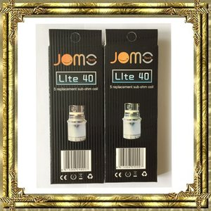 JOMO Lite 40 Alt Ohm Bobin Değiştirme Jomotech Jomo Lite 40 W Kiti için Jomotech Sigara Kafa Bobin Jomo Tech Kutusu Mod
