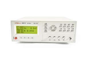 LCR Meter Hot sale 192 x 64 dot matrix LCD display JK2811C Bench LCR Meter Tester 192 x 64 dot matrix LCD display