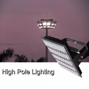 UL Onaylı 200 w led tünel ışık sel ışık açık su geçirmez led projektörler kanatlı radyatör aydınlatma AC 110-265 V
