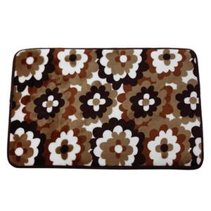 Wholesale-New qualified created Memory Foam Mat Bath Rug Shower Non-slip Floor Carpet dec31