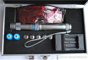 Potente puntero láser azul Venta 5000m Serie LP-5w DHL gratis