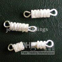 Atacado Clasps Descobertas gancho frete grátis! jóias DIY fazendo acessórios