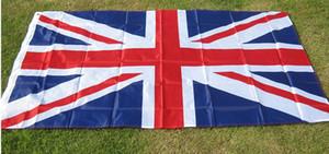 Доставка NFree AerlXEMRBRAE флаг Великобритании британский флаг 5 * 3FT Соединенное Королевство национальный флаг Polyster Великобритании