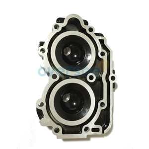 6B4-11111-00-1s Cylinder Head block For Yamaha 15HP 9.9 HP 15D Outboard Engine Motor Aftermarket Parts 6B4-11111