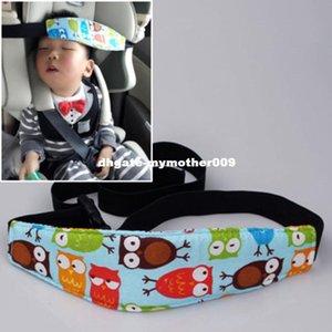 Sécurité pratique siège de voiture Sommeil Nap Aid Bébé Enfants Head Support Holder Ceinture Owl