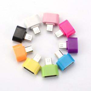 Heißer verkaufender neuer USB OTG Adapter otg usb Mikro für GALAXIE S6 S4 Note3 Note5 A9 Huawei P7 P8 Mate7 Mate8 Freies Verschiffen
