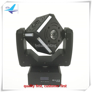 led Cube stage lighting RGBW moving wash beam 6 * 12W Cube moving head для dj party disco wedding stage light