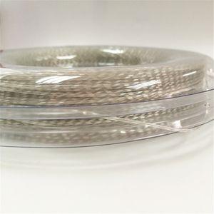 qualità KELIST durevole Gauge retrattile nylon a 1.35 mm racchetta da tennis String 200 m / reel
