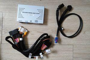 Adaptador de interfaz de cámara de visión trasera para Audi A4L Q5 A5 no MMI con pautas de estacionamiento activo