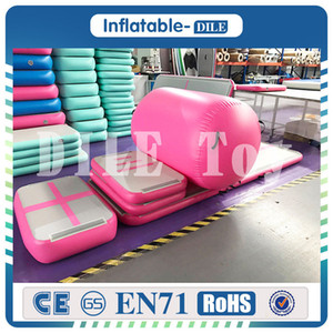 New Fitness Gym Gymnastikmatte Inflatable Air Track-Matte Gleichgewicht Gymnastik Aufblasbare AirTrack Tumbling Mat + One Pump