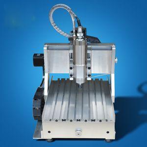 Máquina de grabado cnc mini diy de 3 ejes, PCB Máquina de grabado fresadoraCNC 3040 Tornillo de bolas Máquina fresadora y taladradora de grabado