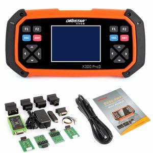 Hot OBDSTAR X300 PRO3 Key Master OBDII X300 Programmatore Chiave Strumento di correzione dell'odometro EEPROM / PIC Update Online DHL Free