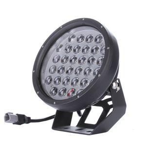 """EMS 2PCS 9 """"320W 32000lm Cree Chips LED Conduite De Travail La Lumière Offroad SUV ATV Spot Crayon Faisceau 32LED * 10W Couvercle De Protection Super Bright Inondation"""