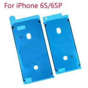 DHL 1000 unids impermeable 3 m adhesivo precortado cinta adhesiva de la cinta para el iphone 6s 6 s plus 7 7 plus carcasa frontal lcd pantalla táctil marco