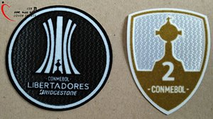 GREMIO PARCHE SET COPA LIBERTADORES CUP 2017 TROPHY CONMEBOL 2 LIBERTADORES PARQUE CALCIO