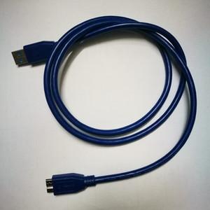 Cavo connettore USB 3.0 Micro-B 30cm 100cm 150cm 1ft 3ft 5ft Per disco rigido portatile LaCie Seagate WD My Passport