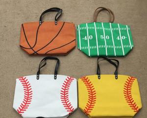 Женская сумка холст сумка Бейсбол сумки спортивные сумки повседневная сумка софтбол сумка футбол баскетбол сумка Бесплатная доставка