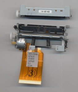 Thermodruckkopf MBL1504A Thermodrucker MBL1504 Japan sysmex drei Klassifizierung Blutzellen poch100i poch80i dedicated Built-in printe
