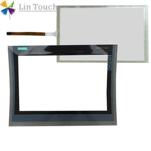 NEU TP1500 Comfort 6AV2 124-0QC02-0AX0 6AV2124-0QC02-0AX0 HMI SPS TouchScreen UND Front-Etikett Film Touchscreen und Frontlabel