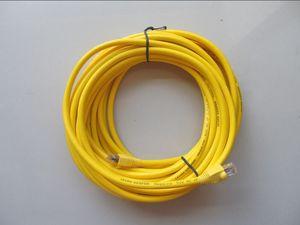 10M long câble lan pour icom Net Cable OBD2 câble de diagnostic pour bmw icom a2 / prochain meilleur prix jaune