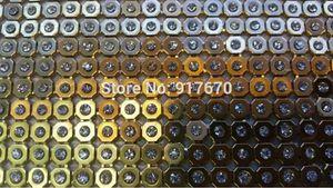 110 X 45 cm / folha de malha De Alumínio De Ouro Cristal Rhinestone Hotfix malha para Motif strass guarnição