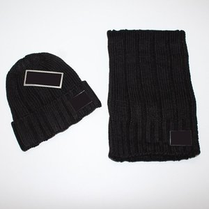 Brand Sciarpa Cappello Suit Spring Winter Designer Cappelli Caldi Sciarpe Set Berretti Set per uomini Donne