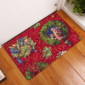decorativo entrada alfombra del invierno de la nieve del pájaro tapete vendimia pasillo europeo cuarto de baño cocina alfombras de noche flloor estera