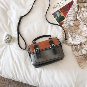 2017 Pequeno Saco de Lazer bolsa de moda Sacos de PU das Mulheres Macias Mini Bump cor Cruz Ombro Do Corpo