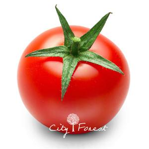 Yaz Mutfak Yüksek Verim 100 Kırmızı Domates tohumları Big Juicy Tatlı etli Lezzet Heirloom Çeşit Kolay büyüyen DIY Ev Bahçe Sebze