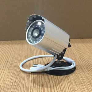 420TVL CMOS 24LED 야간 시계 보안 CCTV 카메라 3.6MM 렌즈와 m12 마운트 방수 상자 카메라 IR 컷 20 미터 거리