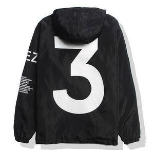 2018 casual fashion Jacket Men Virgil justin bieber Windbreaker Y- 3 Tour Season MA-1 pilot Hip Hop Jacket Free delivery