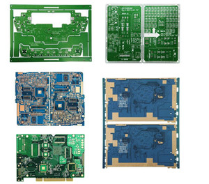 ODM services flex-rigid multilayer fr4 polymide Aluminum pcb board assembly