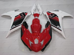 ABS Fairing for YAMAHA FZ6 Fazer 2011 Body Kits FZ6R Fazer 2010 Red White Plastic Fairings FZ6R 2012 2009 - 2013