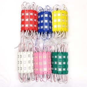 1000 개 LED 모듈 빛 5730 SMD DC 12V IP65 방수 주입 3Leds 고성능 Led 백라이트 모듈 케이스 커버 렌즈