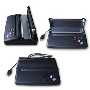Máquina de transferencia de tatuajes Máquina de hacer plantillas baratas Máquina Tatuaje Copiadora térmica