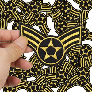 Insigne de l'armée Militaire badges patchs militaires pour vêtements fer brodé patch appliques fer sur les patchs à coudre pour les sacs à vêtements DZ-218