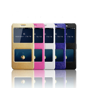 High Quality View Window PU Leather Case For OPPO R9 R9S A59 A37 A35 A53 A33 A53 A51 A39 A57 F1A A31 A30 R11 Plus Flip Stand Cover