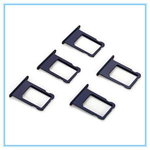 Ranura para tarjeta Micro Nano SIM Holder para iPhone 4 4G 4S 5 5C 5S 5G Adaptador para tarjeta SIM Socket Apple
