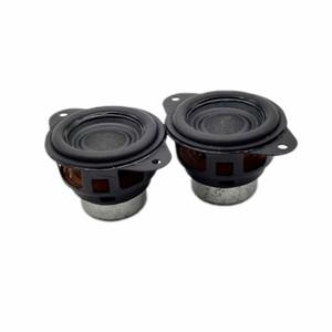 Freeshipping 2pcs voller Strecken-Audiosprecher Neuer Neodym-Magnet 8 Ohm 10 W Loudspeaker