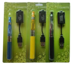 EGO CE4 CE5 CE6 Blister 650mAh 900mAh 1100mAh USB ricaricabile batteria di trasporto via cavo DHL