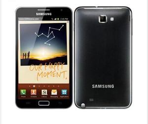 Orijinal Samsung Galaxy Not I9220 N7000 AB Versiyonu Çift Çekirdekli 5.3 '' Android Cep Telefonu 8MP WiFi GPS Dokunmatik Ekran Yenilenmiş