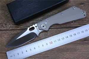 Strider tactique couteau pliant couteau de poche SMF, lame en acier randonnée camping couteaux de chasse de vitesse de survie pour hommes couteaux pliants