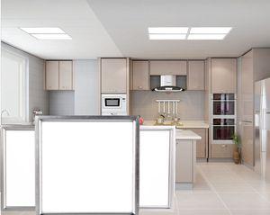 300x300mm / 300X600MM / 600x600mm Grande chumbo teto Luz Painel de LED recesso painel de luz Ceil teto iluminação interior lâmpadas de 12W / 18W / 24W / 36W / 48W