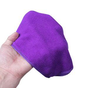 Paño suave de la microfibra de la toalla de la limpieza de la tela que se lava para los accesorios del coche del coche los 30 * 70CM Nuevo