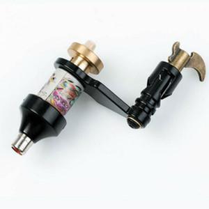 Recién diseñado Direct Drive Motor Rotary Tattoo Machine Liner y Shader RCA Connection Gun para artistas y amantes del tatuaje