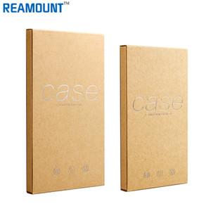 삼성 S7 전화 쉘 상자 아이폰 7 휴대 전화 케이스 패키지에 대 한 도매 새로운 스타일 소매 검은 판지 포장 상자