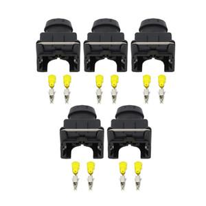 5 Define Feminino EV1 Estilo 3,5 Série 2 Pin Auto Injector Connector DJ7021-3.5-21